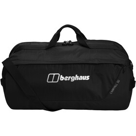 Berghaus Carry All Mule 50 Travelbag, black/black